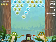 Play Bubble Frog