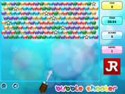 Play Bubble Shooter Maja