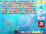 Play Bubble Shooter Maja
