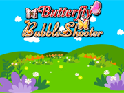 Play Butterfly Bubble Shooter