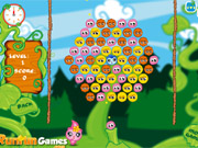Play Fruit Bombarding