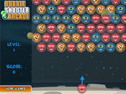 Play Little Monsters Bubble Shooter