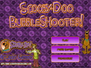 Play Scooby Doo Bubble Shooter