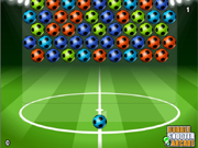 Play Soccer Bubble Shooter
