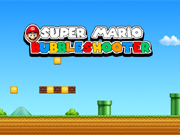 Play Super Mario Bubble Shooter