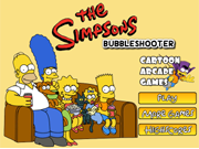 Play The Simpsons Bubble Shooter