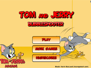 Play Tom and Jerry Bubble Shooter