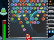 Alien Bubble Shooter