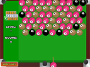 Billiards Bubble Shooter